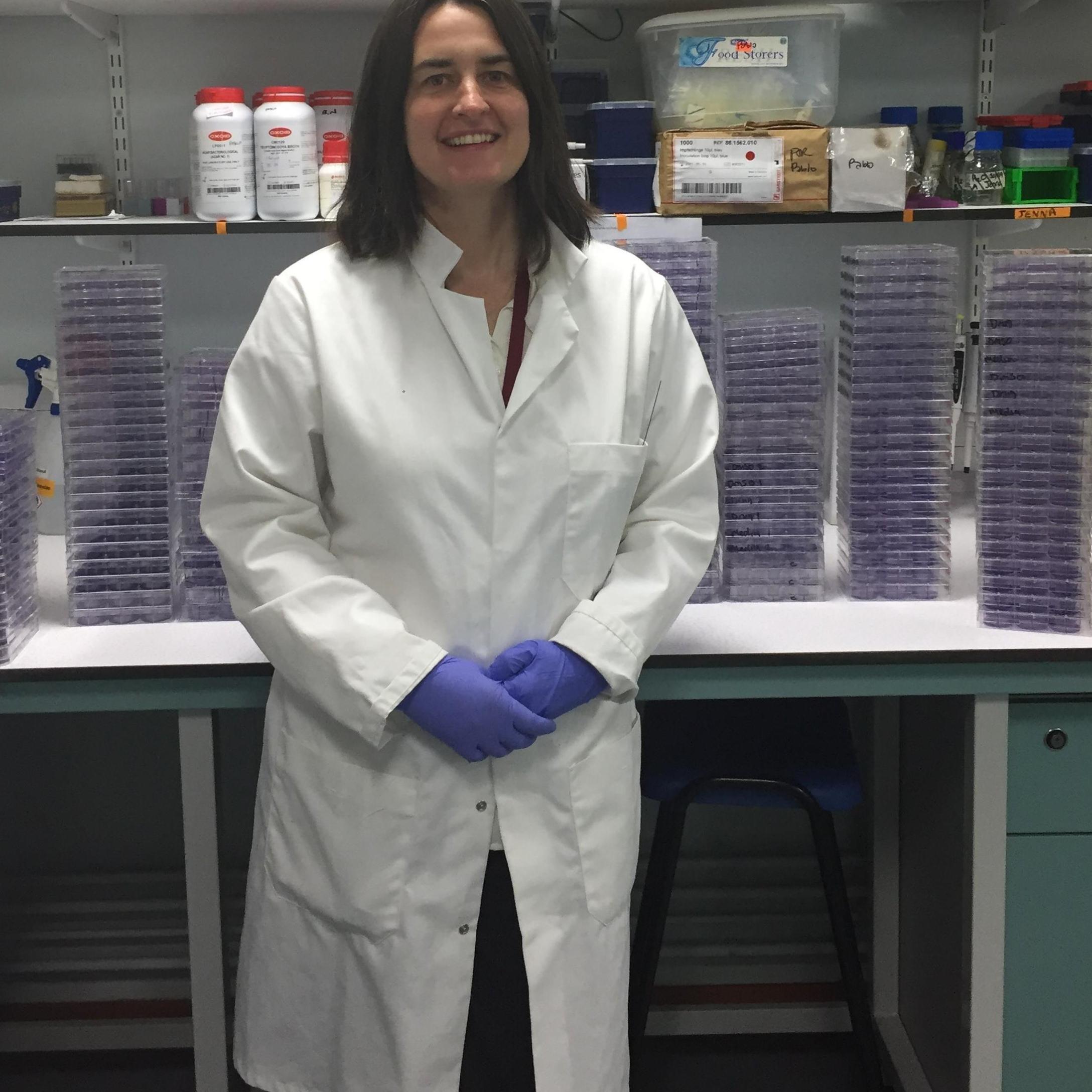 Dr Cheryl Walter