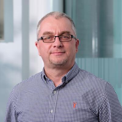 Dr Frank Voncken