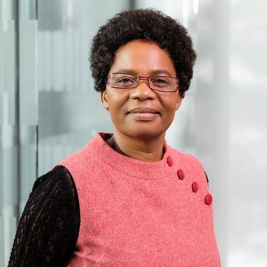 Dr Gloria Likupe