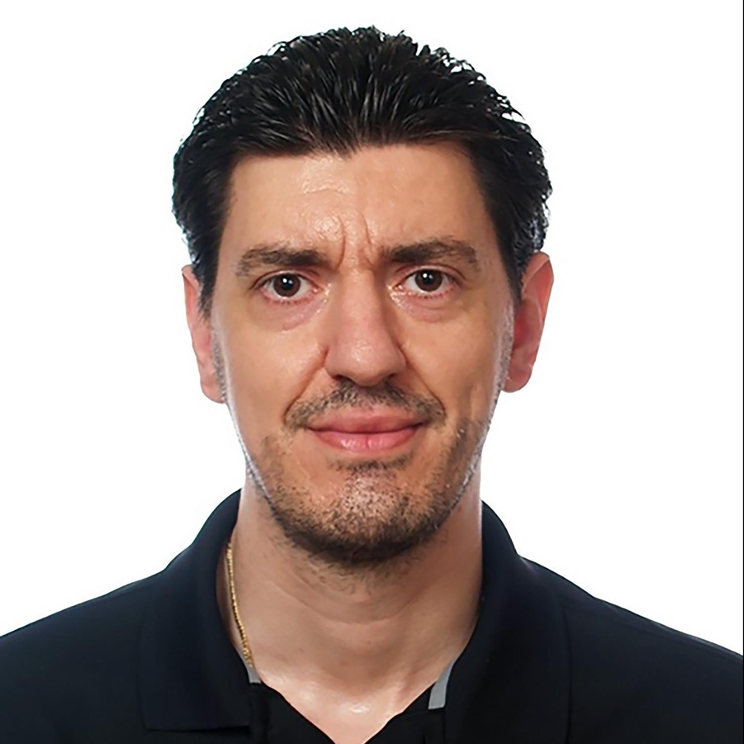 Dr Konstantinos Mantis