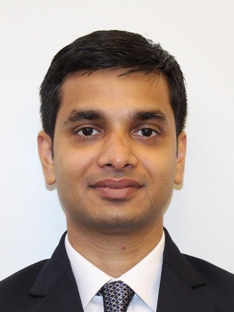 Dr Dipesh Patel