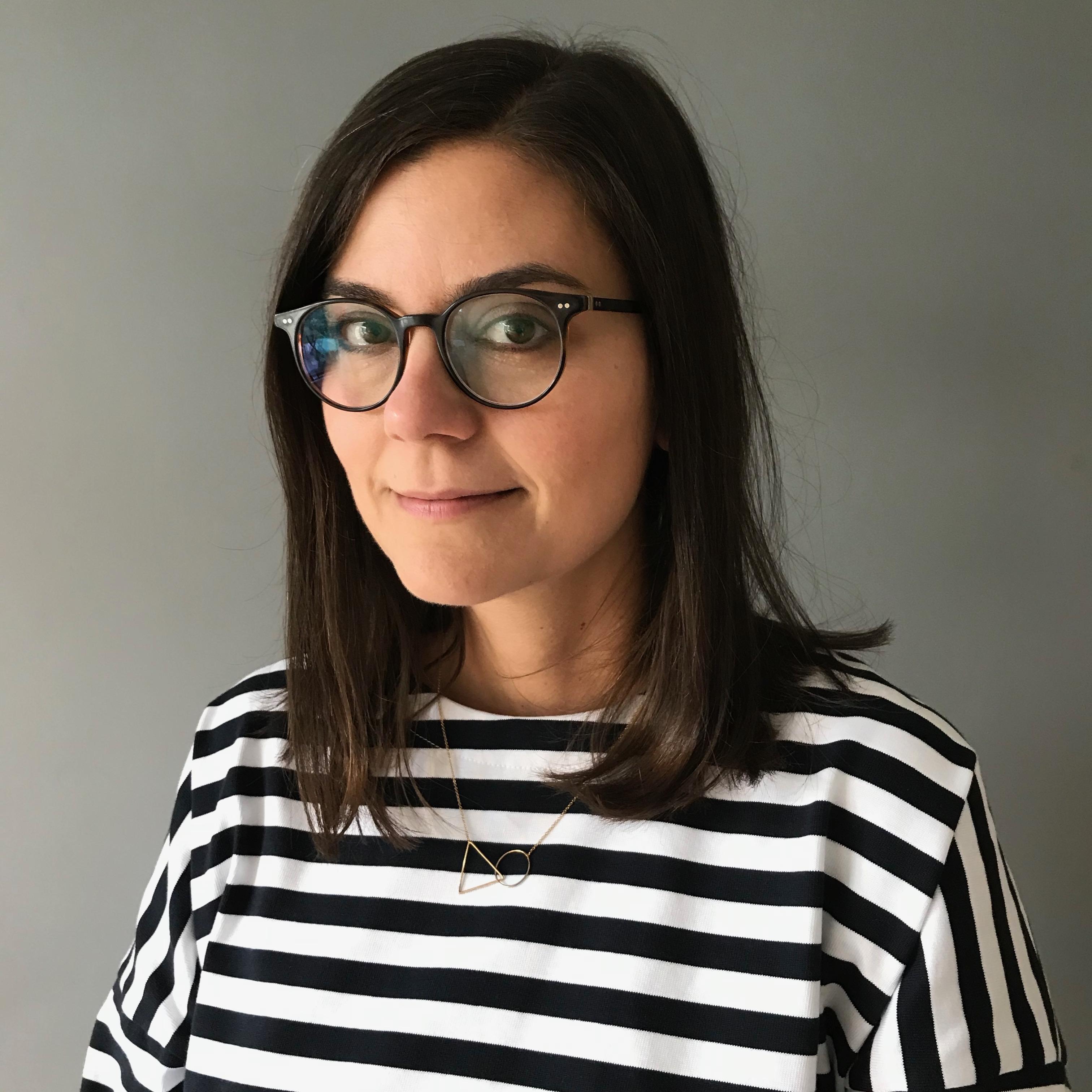 Dr Anastasia Gouseti