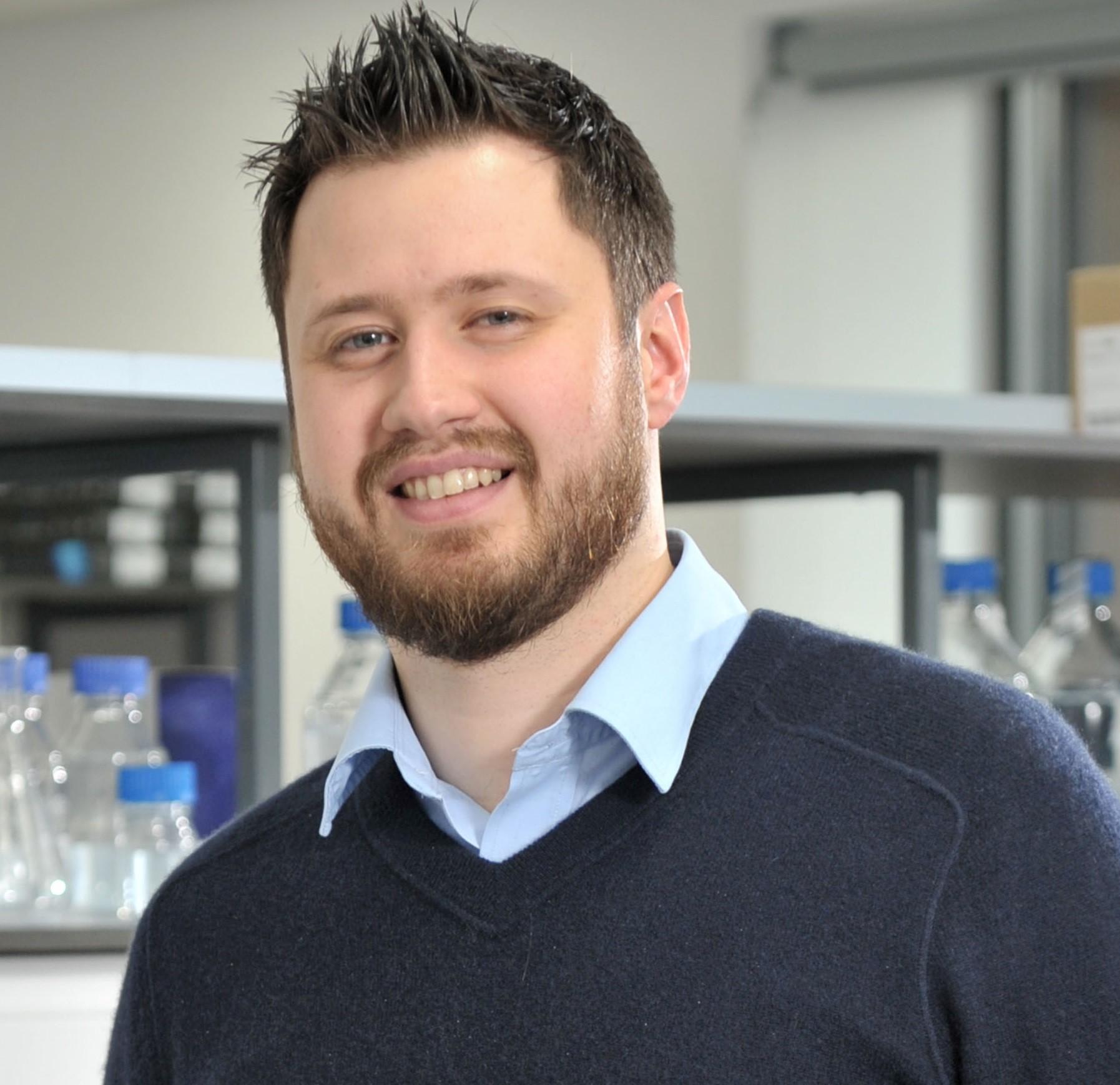 Dr Graeme Stasiuk