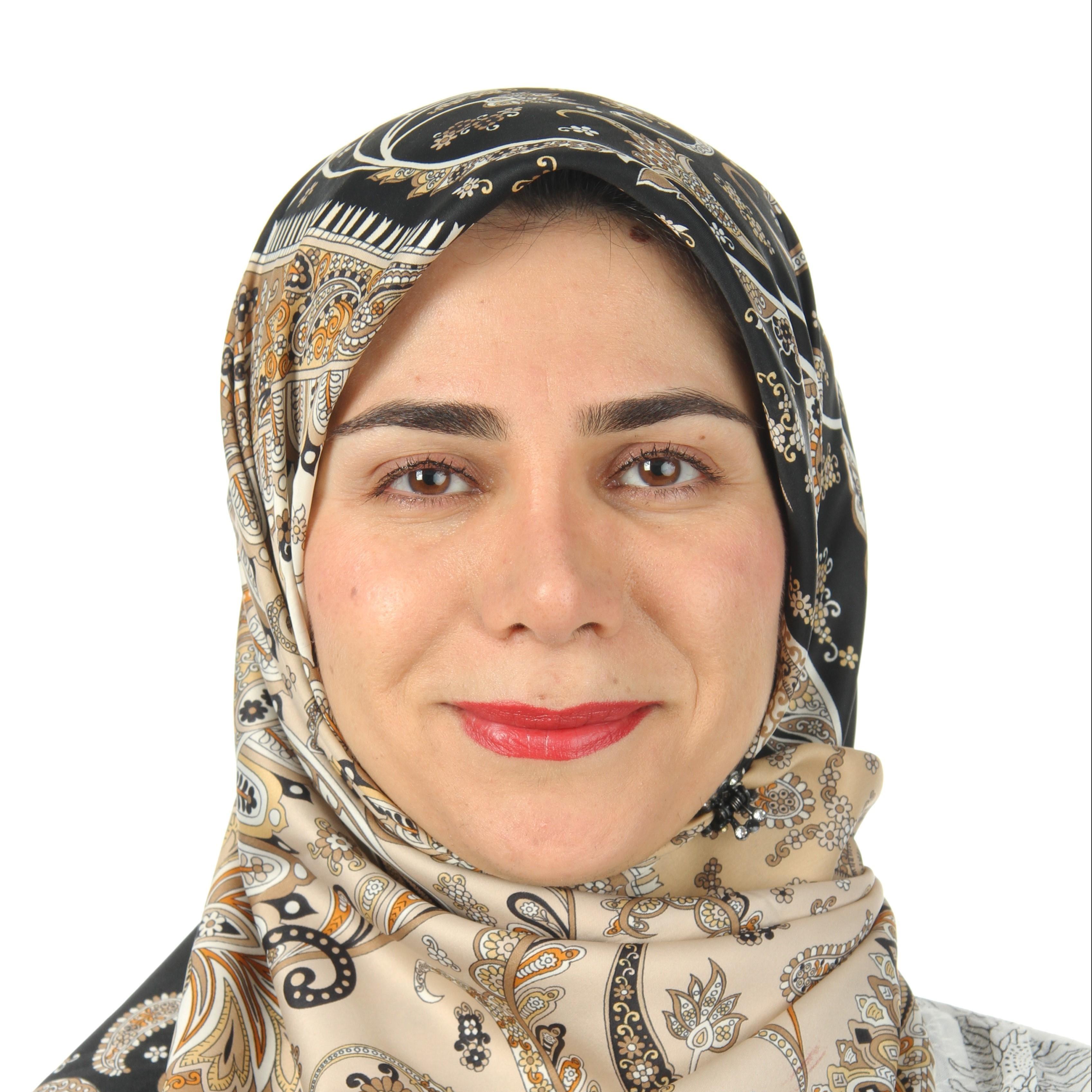 Mrs Mojgan Hashemian
