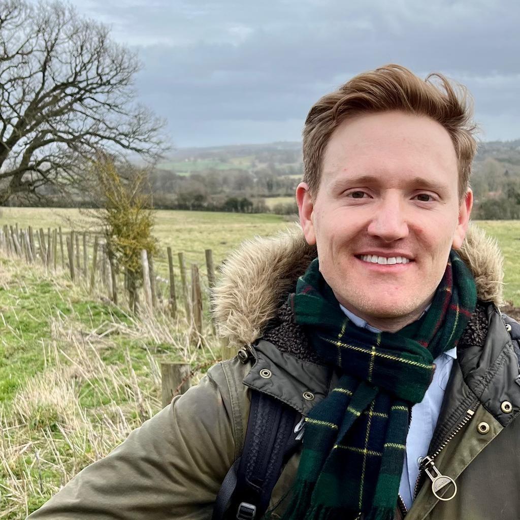Dr Blake Morton